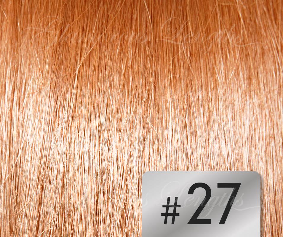 #27 Strawberry blonde - 20