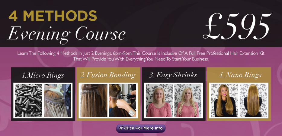 Hair extension courses glamorous lengths hair extension courses pmusecretfo Gallery