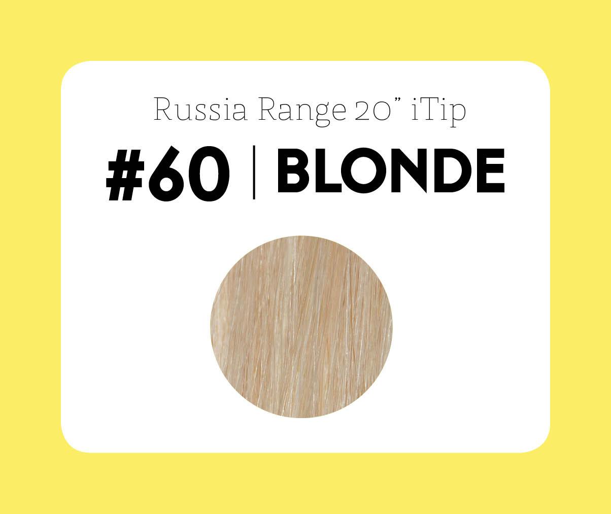 #60 Blonde – 20