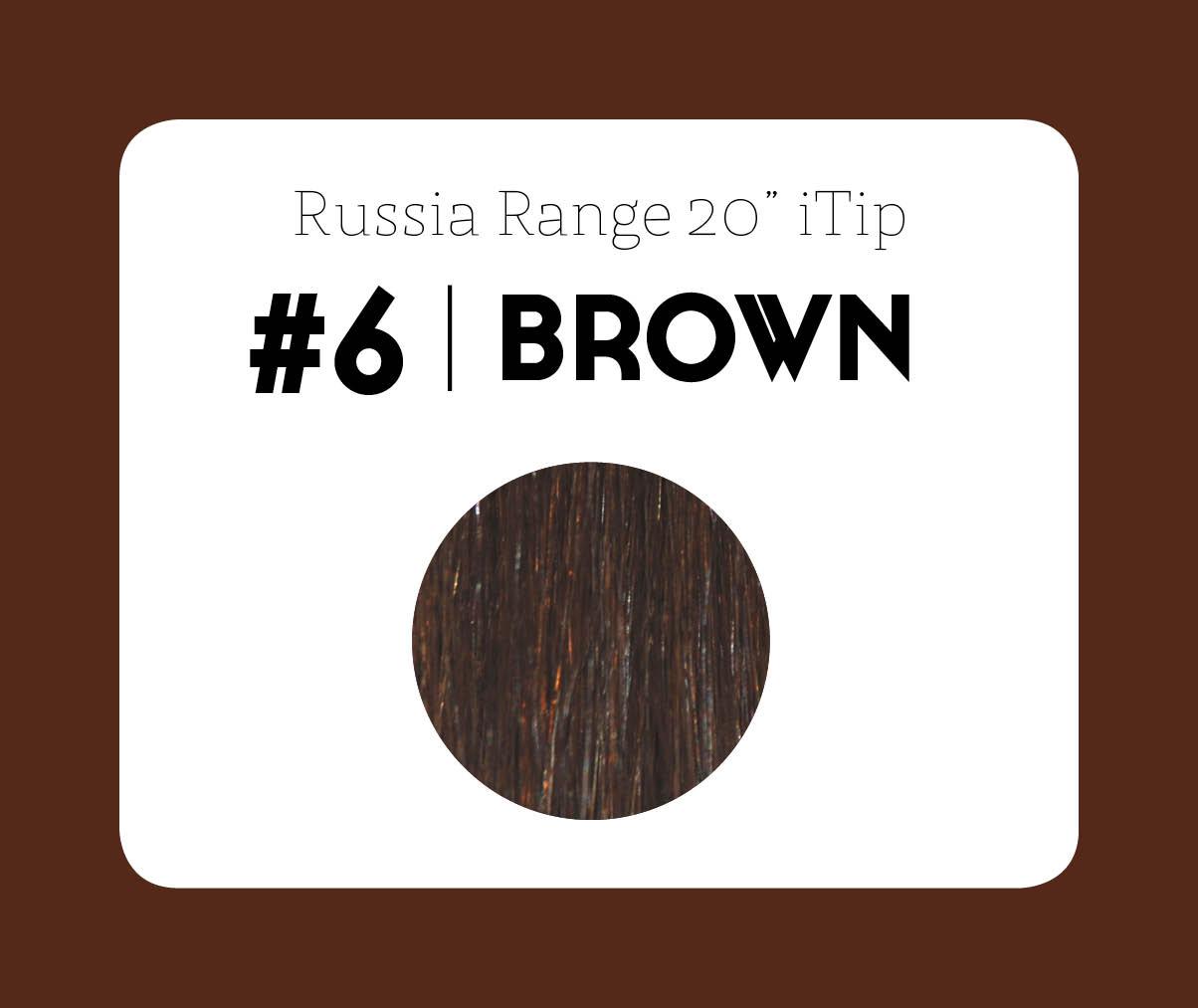 #6 Brown – 20