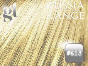 #613 Blonde – 20″- 1 gram – iTip – Russia Range (25 strands per packet)