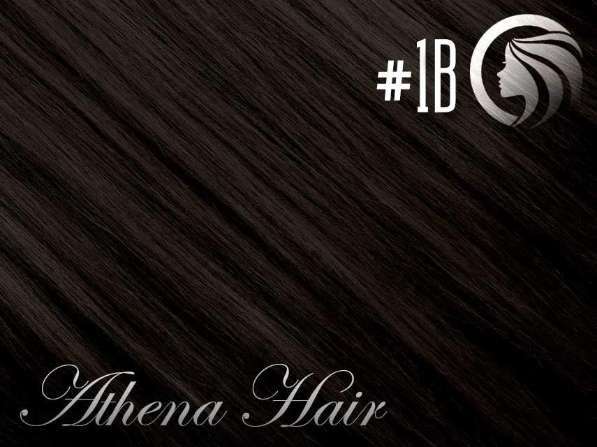 #1B Off Black – 18″ – 1 gram – uTip – Athena (25 strands per packet)