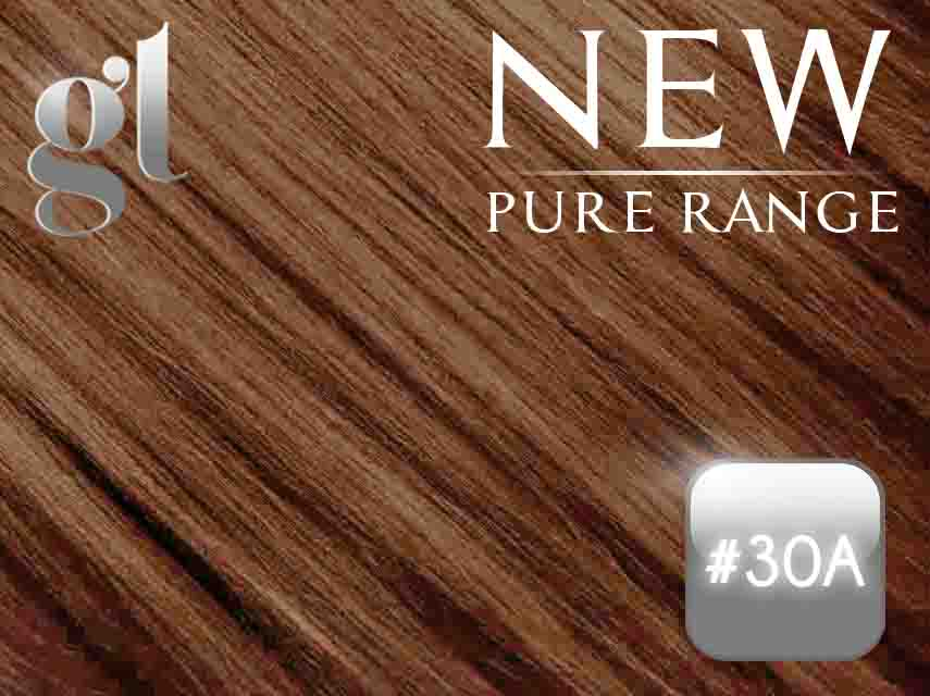 #30A (NEW Nano tip) – 20″ - 0.8 gram – Pure Range (25 Strands)