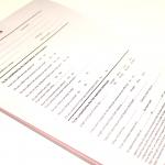 Client Consultation Pad
