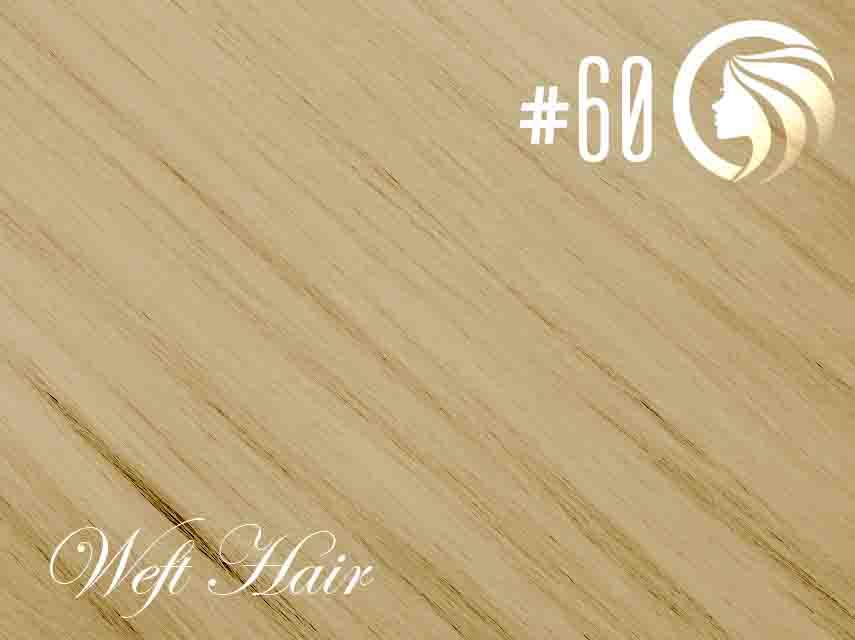 #60 Blonde – 18″ – 120 gram – Athena Weft