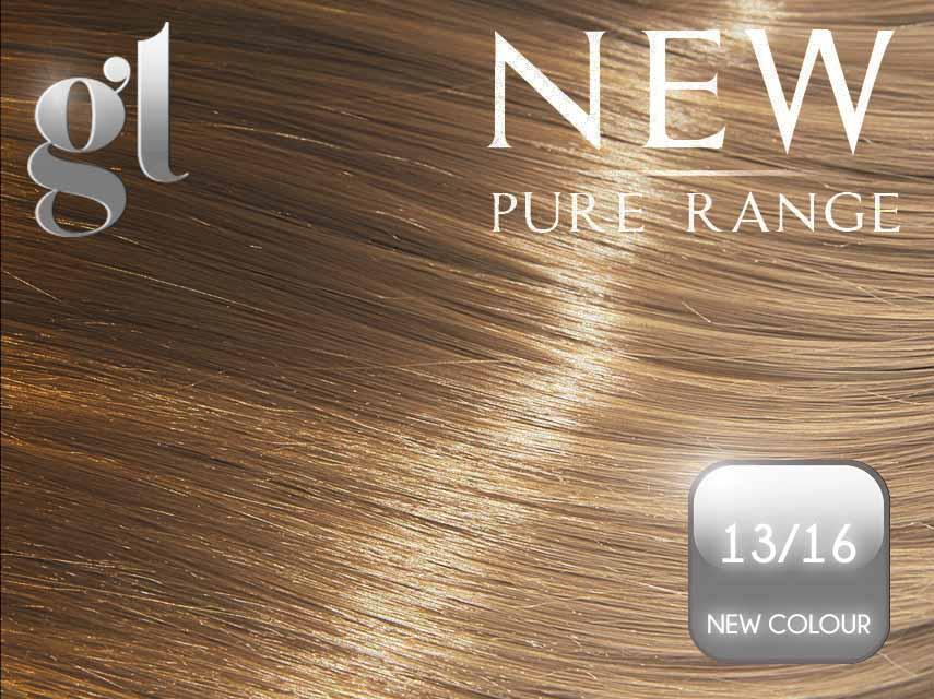 #13/16 (New Colour) – 20″ - 0.8 gram – iTip - Pure Range Highlight (25 Strands)
