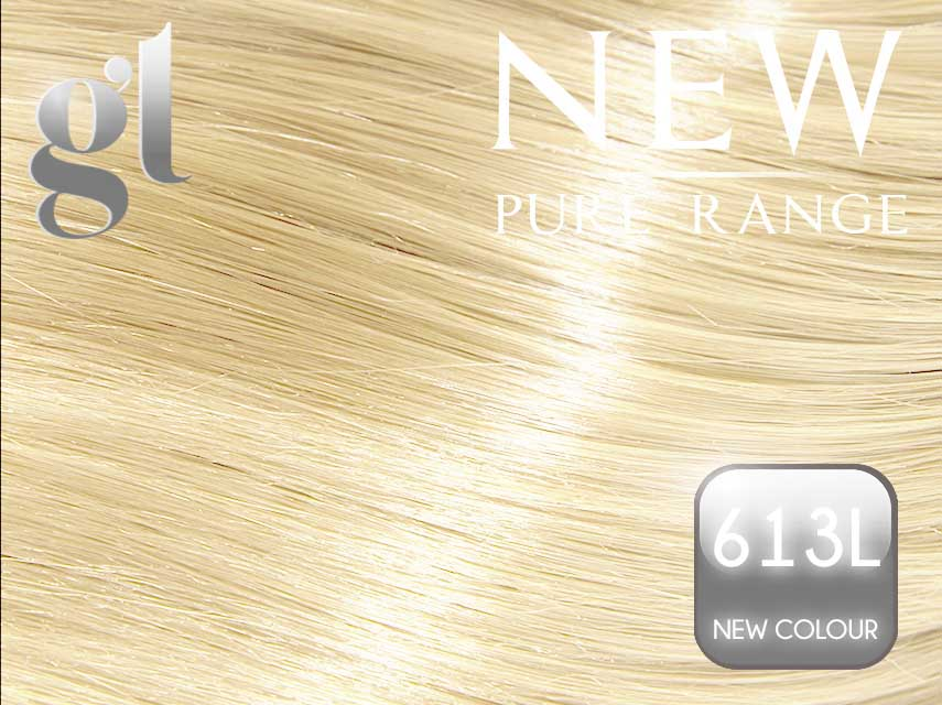 #613L (New Colour) – 20″ - 0.8 gram – iTip - Pure Range (25 Strands)
