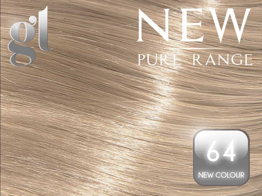 #64 (New Colour) – 20″ - 0.8 gram – iTip - Pure Range (25 Strands)