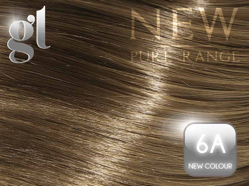 #6A (New Colour) – 20″ - 0.8 gram – iTip - Pure Range (25 Strands)