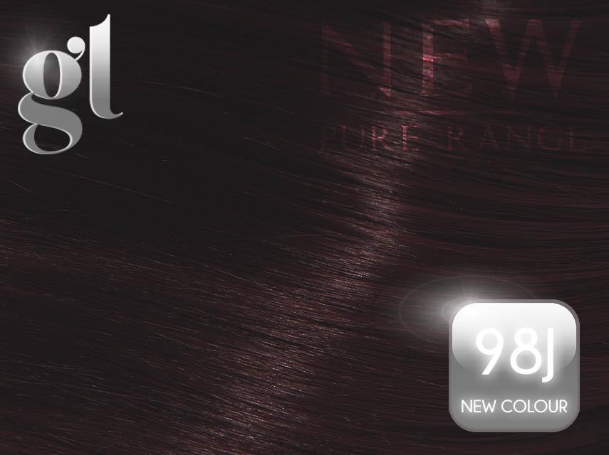 #98J– 20″ - 0.8g – Nano Tip - Pure Range (25 Strands)