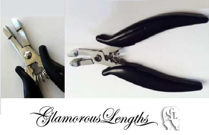 Hair Extension Large Micro Ring Pliers