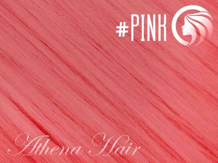 #Pink – 18″ – 0.5 gram – iTip – Athena (50 strands per packet)