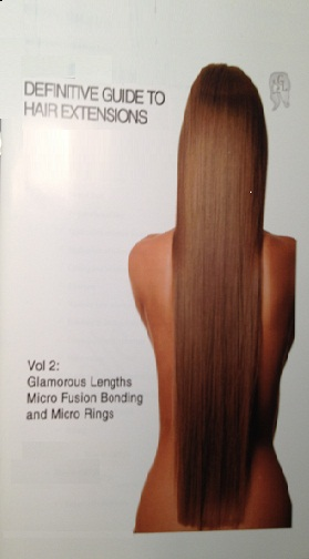 Hair Extensions Manual (Micro Ring & Fusion Bonded)