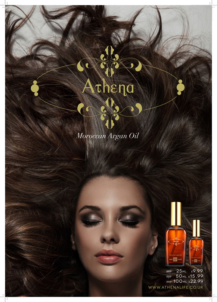 Argan Moroccan Oil 100ml - Wholesale of 5 bottles- including posters