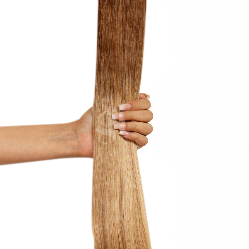 *NEW* #13T24 Sun Kissed Golden Blonde – 18″ – 1g – uTip – Athena (25 strands)