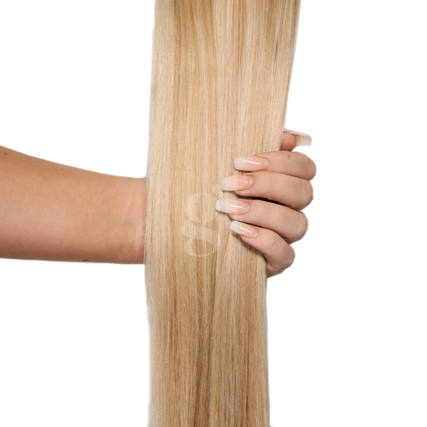 *NEW* #16/60 Beige Blonde/Blonde – 22″ – 60g – 24pcs – Athena Tape Hair