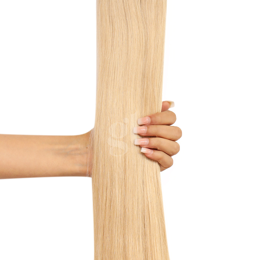 *SALE* #24 Golden Blonde – 16″ - 1g – Nano (25 strands) - Armenia Range - NO EXCHANGE / NO REFUNDS CLEARANCE SALE