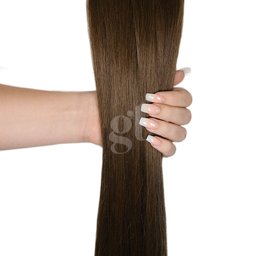*NEW* #3 Natural Ash Brown – 22″ – 120g – Athena Weft