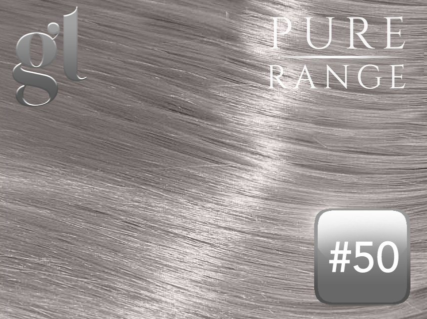 #50 Light Silver Grey Pure Range 150g 18
