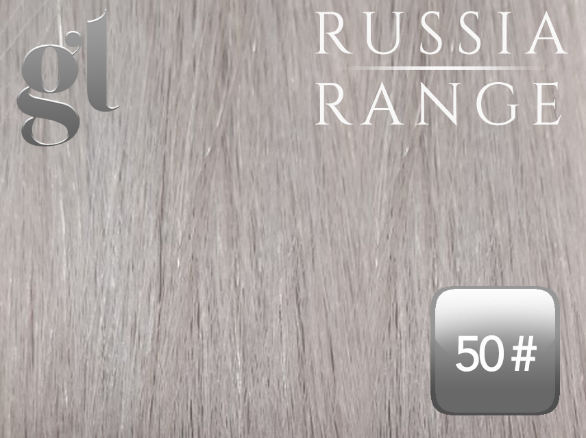#50 Light Silver Grey - 18