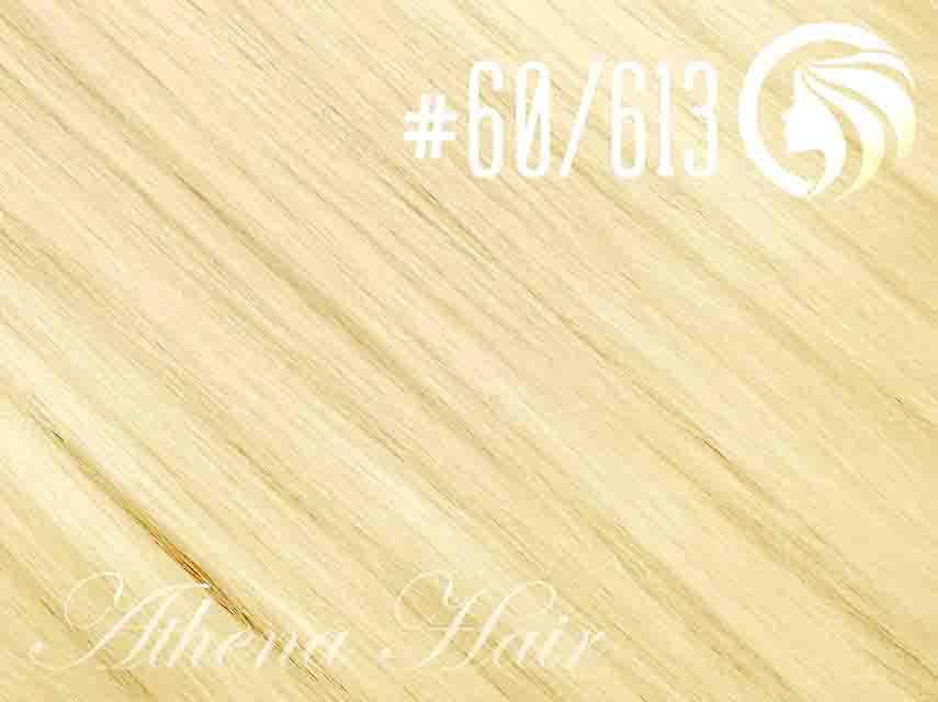 #60/613 Malibu Blonde – 18″ – 1 gram – iTip – Athena (25 strands per packet)