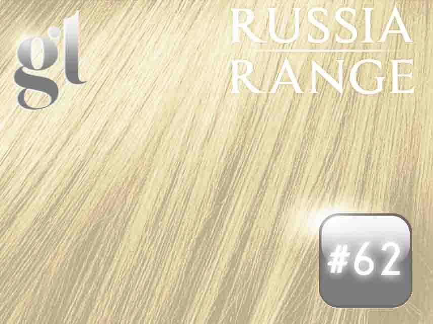 *NEW* #62 Light Ash Blonde - 18