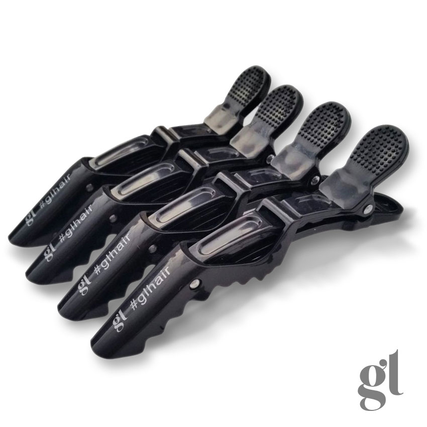 4 X GL CROCODILE CLIPS (SECTIONING TOOL)