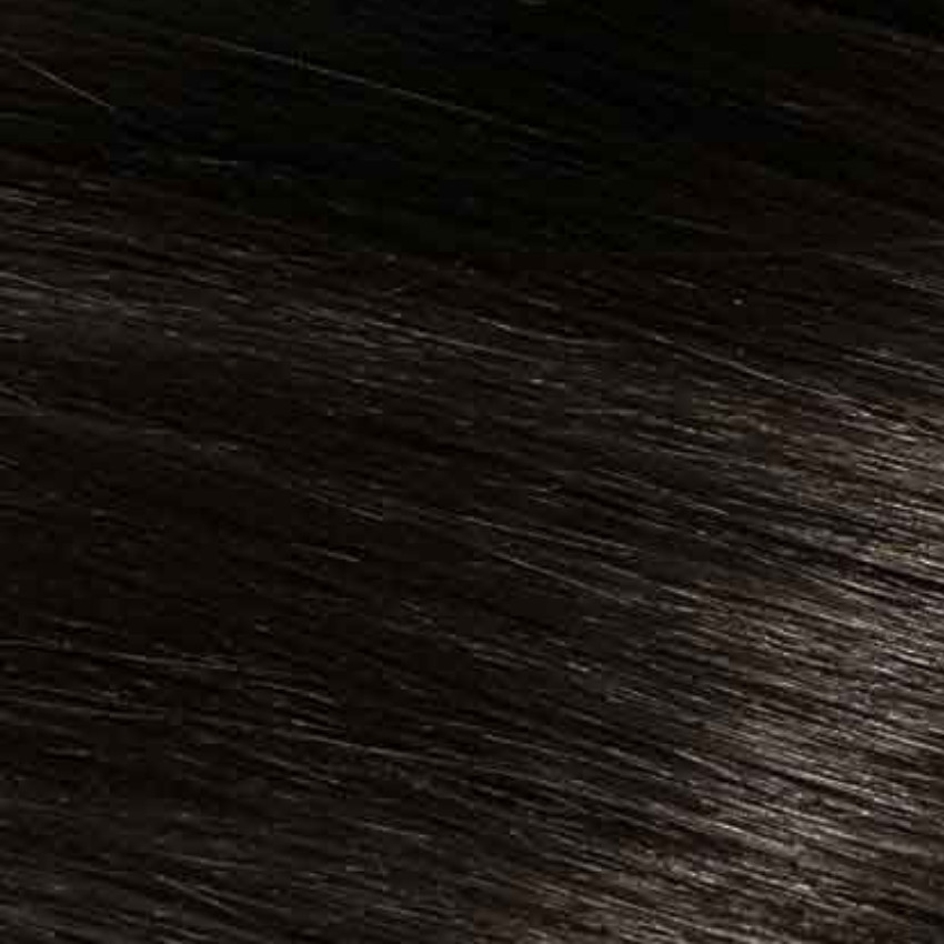 *SALE* #1 Jet Black – 16″- 1g – Nano (25 strands) -  Armenia Range - NO EXCHANGE / NO REFUNDS CLEARANCE SALE