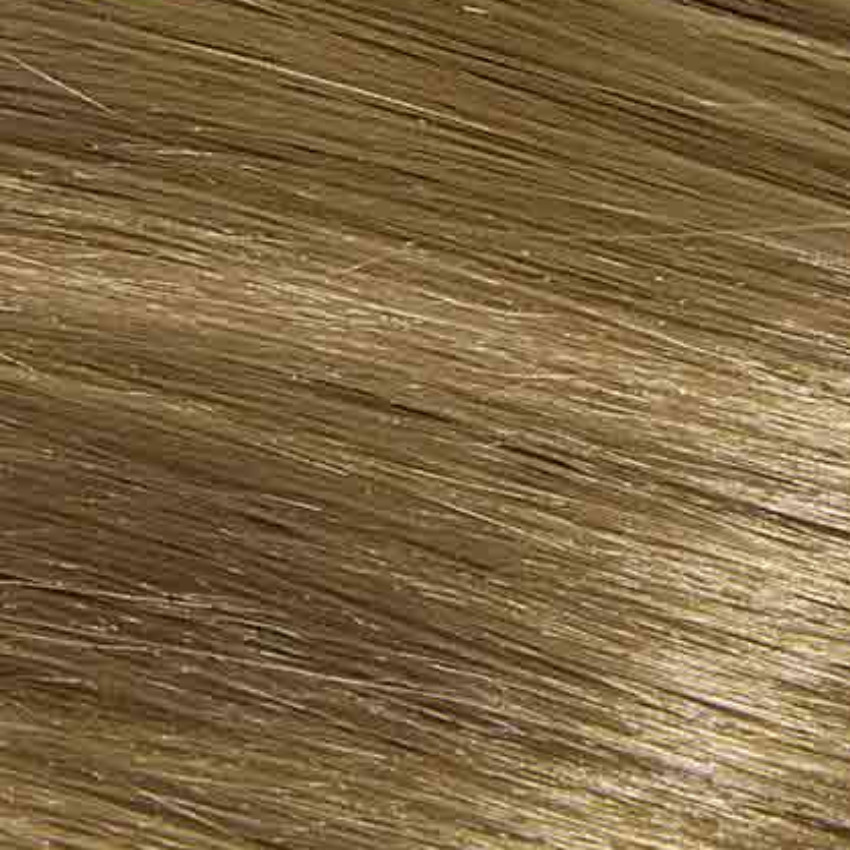 #10 Medium Golden Brown – 18″ – 1g – Nano Tip - Athena (25 strands)