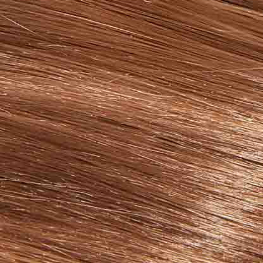 #12 Mixed Blonde/Brown – 18″ – 1g – Nano Tip - Athena (25 strands)