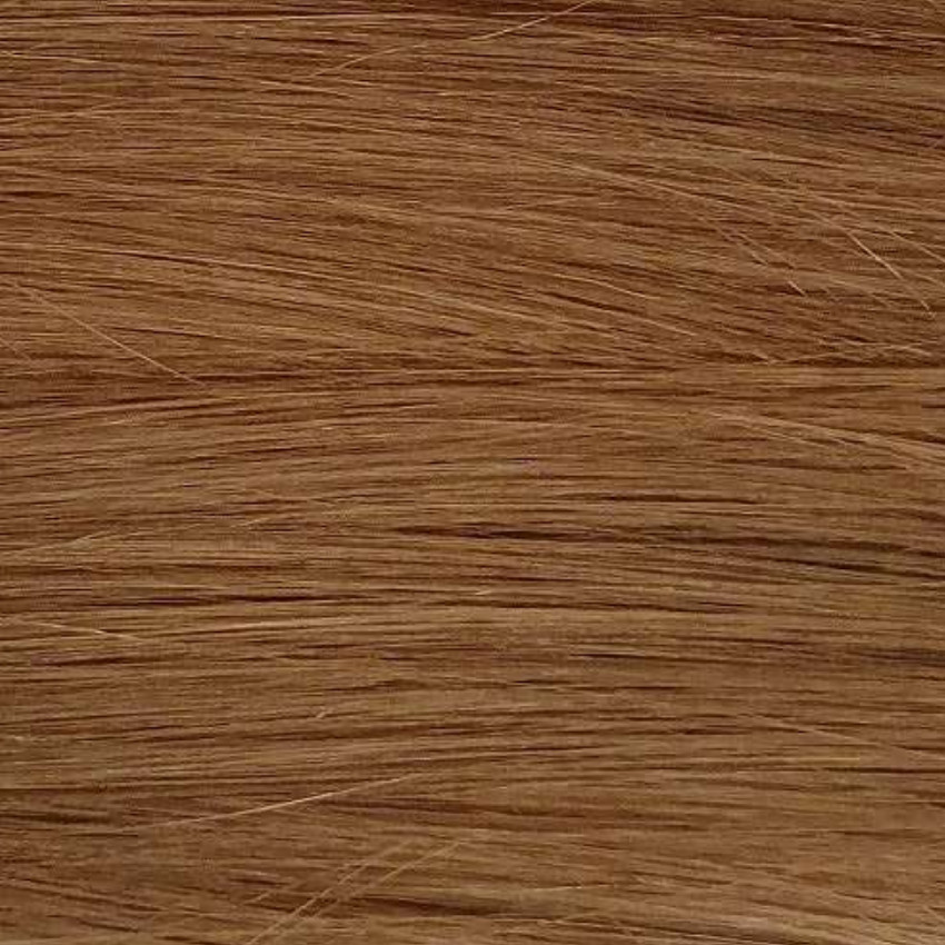#14 Dark Blonde – 20″ - 0.8g – iTip - Pure Range (25 Strands)