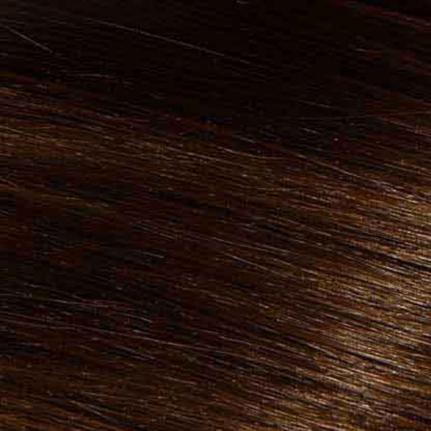 #2A Dark Ash Brown – 18″ – 1g – uTip – Pure Range (50 strands)