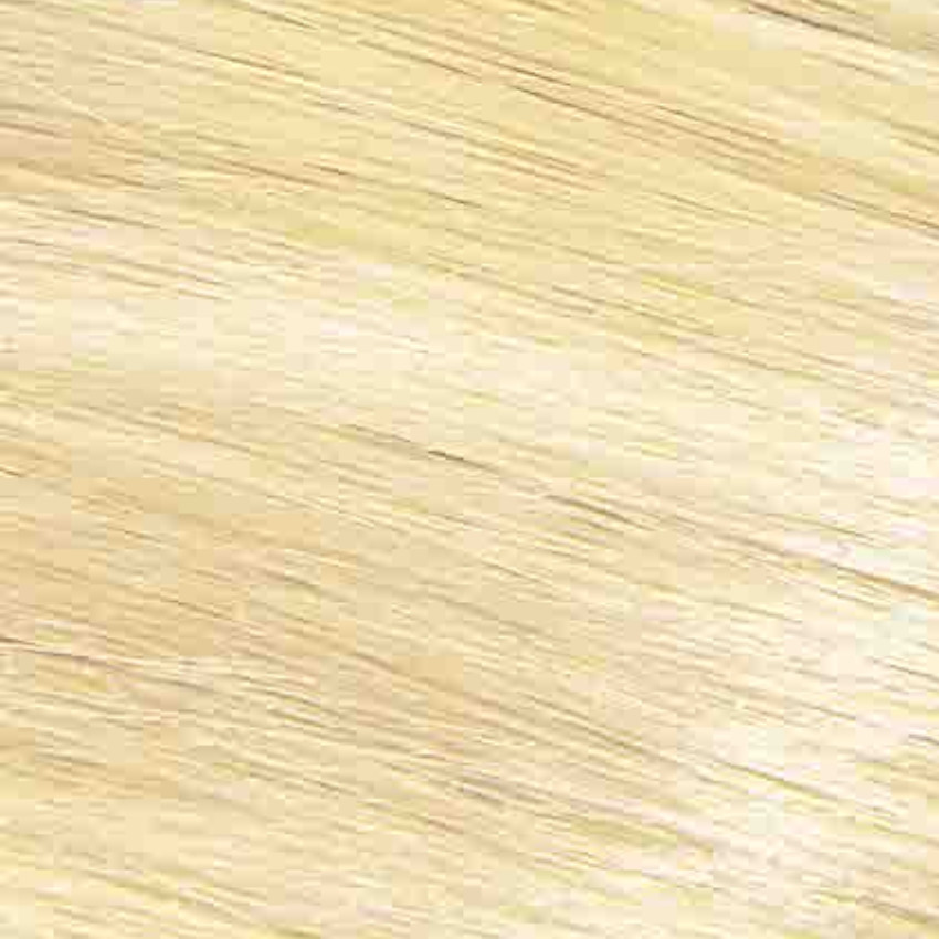 #60A Light Platinum Ash Blonde – 18″ – 120g – 5pcs – Clip Ins Athena Hair