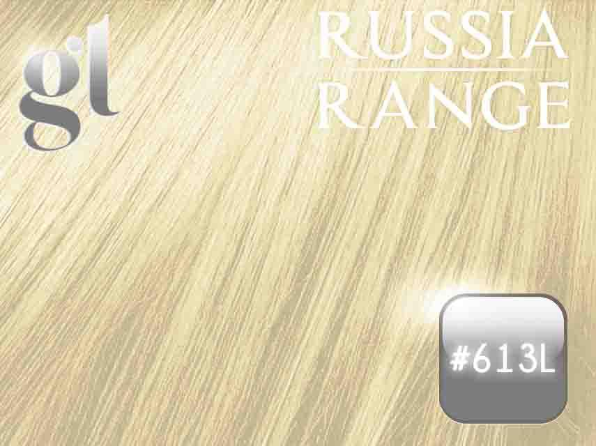 #613L Light Bleach Blonde - 24