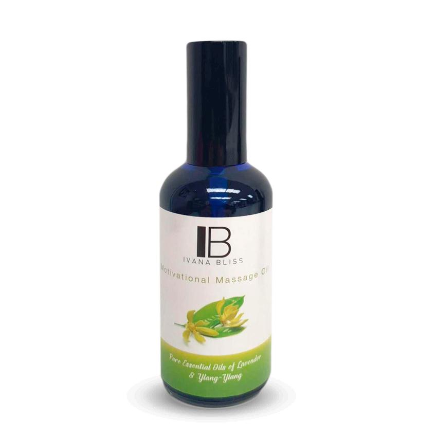 *NEW* Motivational Massage Oil - Ivana Bliss (100ml)