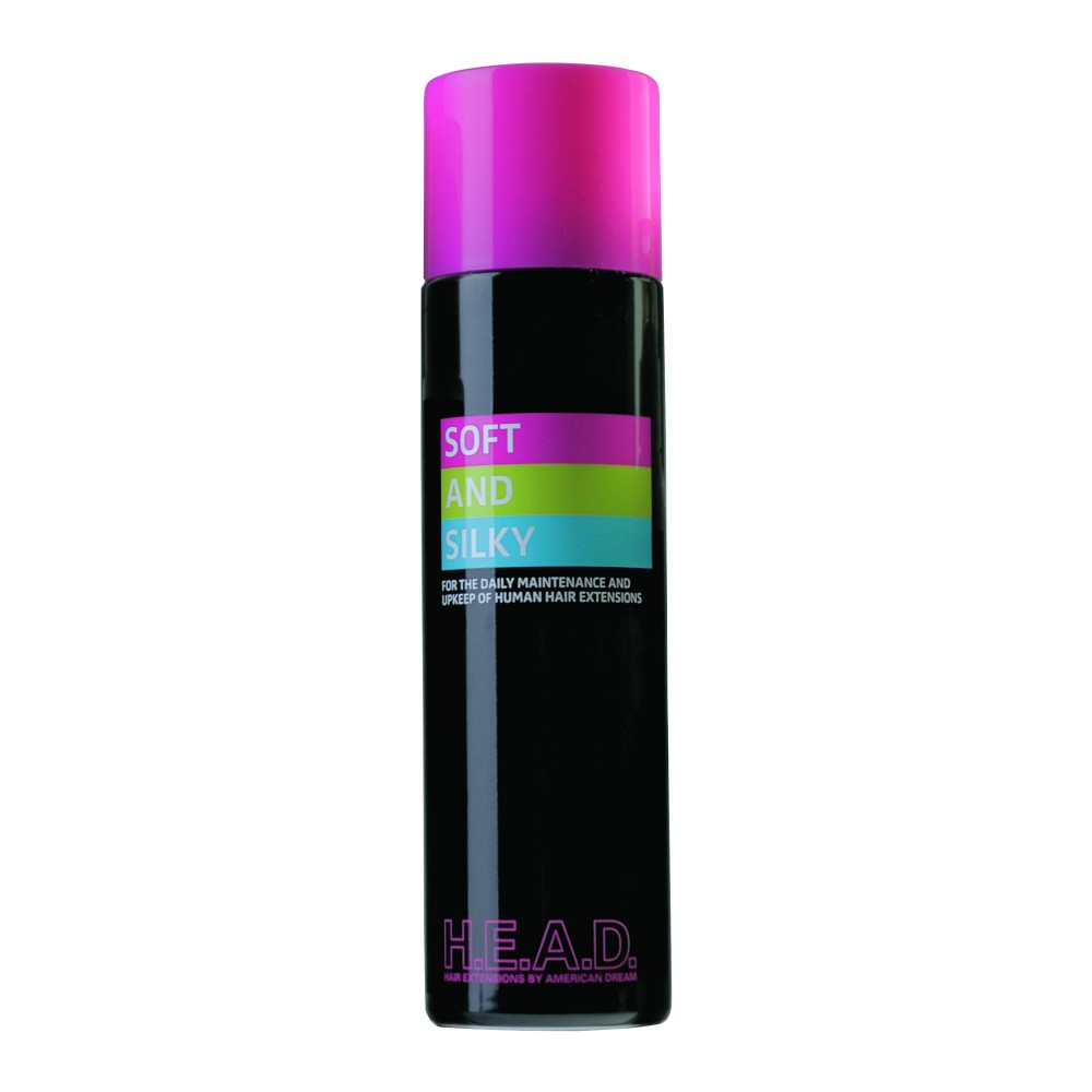 Soft and Silky- Maintenance Spray
