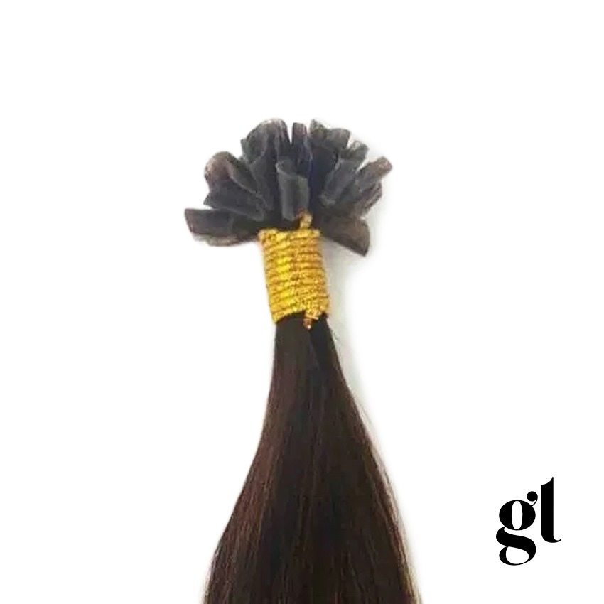 Training Hair U Tip for Fusion Bond Hair Extensions 35 STRANDS